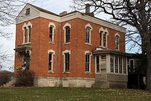 St. Charles, Minnesota - Image: House Hidden Treasure