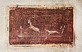 House of the Prince of Naples in Pompeii Plate 135 Tablinum Pinax on North Wall MH.jpg