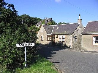 Ashkirk - Houses at Ashkirk