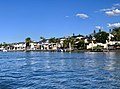 Houses at Hope Island seen from Coomera River, Queensland 14.jpg