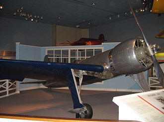 Hughes Aircraft Company - Hughes H-1 Racer