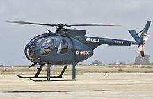Hughes OH-6 Cayuse - Wikipedia