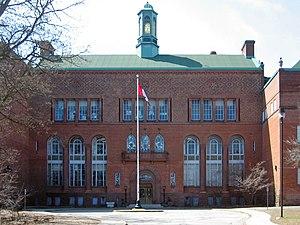 Humberside Collegiate Institute - Image: Humberside Collegiate Institute