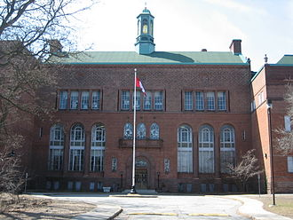Humberside Collegiate Institute - Image: Humberside Collegiate Institute