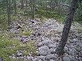 Hummelmoraberget, klapperstensvallar, 2015s.jpg