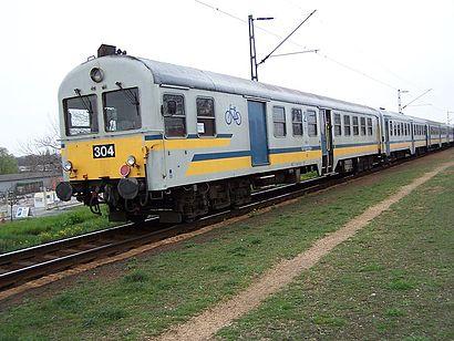 How to get to Kőbánya Felső Vasútállomás with public transit - About the place