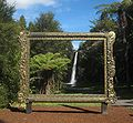 Hunua Falls, framed.jpg