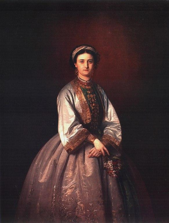 Hunyady Júlia szerb fejedelemné