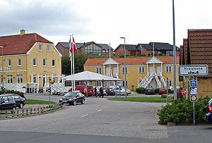 Hvalpsund - Image: Hvalpsund