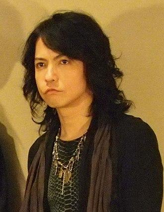 Hyde (musician) - Hyde in 2013