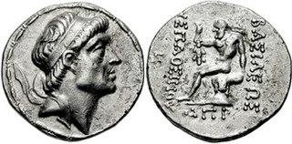 Hyspaosines Seleucid satrap