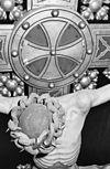 interieur, kruisbeeld, detail - meerssen - 20275130 - rce