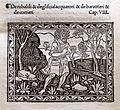Iacobus de Cessolis, Libro di giuocho di scacchi, incunabolo, per maestro antonio miscomini, firenze 1 marzo 1493, 16 rubaldi.jpg