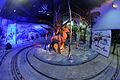 Ice Age Mammals - Dark Ride - Science Exploration Hall - Science City - Kolkata 2016-02-22 0288.JPG