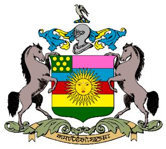 Idar State - Image: Idar State Coat of Arms