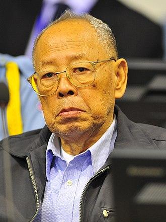 Ieng Sary - Image: Ieng Sary 2011