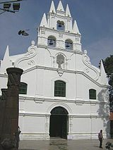 The Veracruz Church