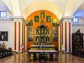 Iglesia Santa Rosa, Lima, Perú, 2015-07-28, DD 15.JPG
