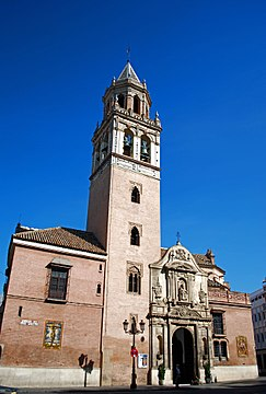 Iglesia de San Pedro (between 14th and 18th centuries)