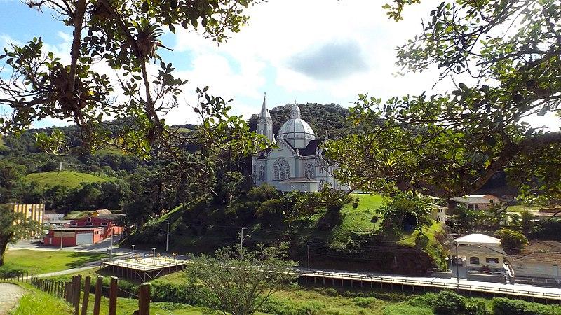 Igrejas bonitas de Santa Catarina