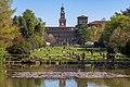 Il Castello Sforzesco visto dal Parco Sempione.jpg