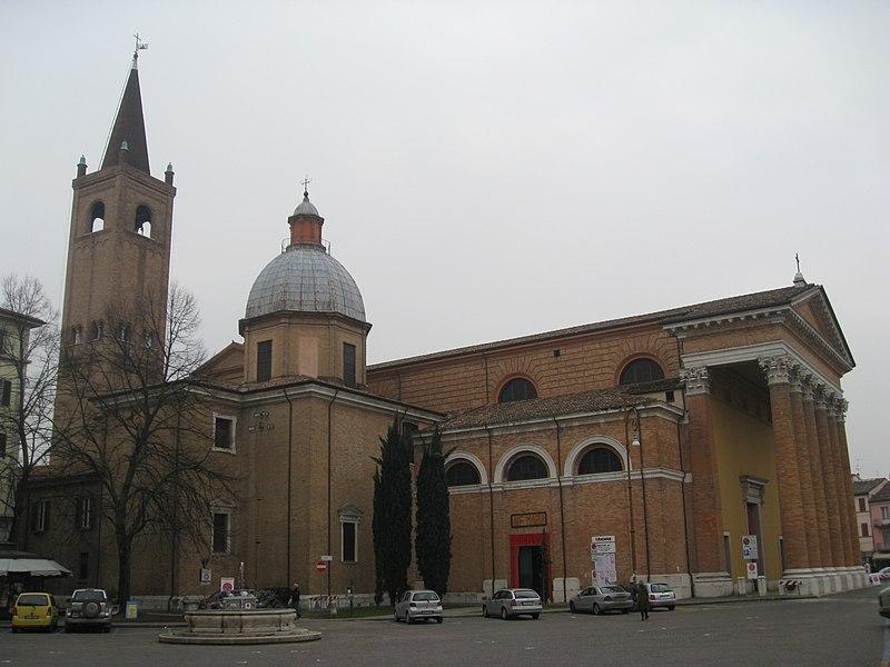 File:Il Duomo di Forlì.JPG
