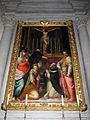 Il poppi, crocifisso che parla a san tommaso e santi (1590 ca) 00.JPG