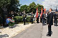 Ilham Aliyev visited a memorial of the Hero of the Soviet Union, Mehdi Huseynzadeh, in the Slovenian town of Nova Gorica 4.jpg
