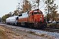 Illinois Central 3076 (GP40A) (10566558855).jpg