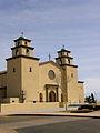 Immaculate Conception Catholic Church (Cottonwood, Arizona), exterior.jpg