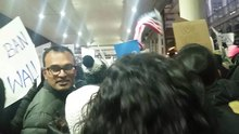 File:Immigration Ban Protest at ORD 01.webm