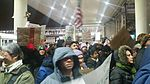 Immigration Ban Protest at ORD 08.jpg