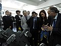 Inauguración del nuevo hangar de Aerolíneas Argentinas en Aeroparque 02.jpg
