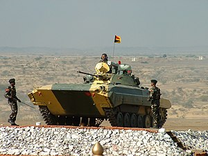 Kurganmashzavod - Indian Army BMP-2
