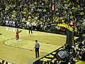 Indiana vs. Michigan men's basketball 2014 08 (in-game action).jpg