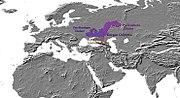 IE languages 4000 BC