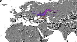 Indo-European migrations - 4000 BCE