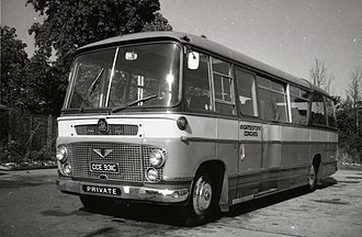 Duple Coachbuilders - Ingatestone Coaches Bella Vega bodied Bedford SB
