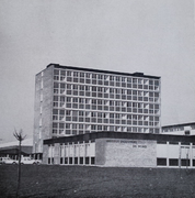Photo de l'Institut industriel du Nord en 1970