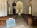 Intérieur de l'église de Druyes-les-Belles-Fontaines, juin 2019.jpg