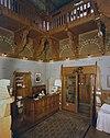 interieur, entree jachtslot met balie - molenhoek - 20002574 - rce
