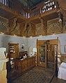 Interieur, entree Jachtslot met balie - Molenhoek - 20002574 - RCE.jpg