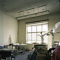 Interieur, overzicht van het interieur van een kantoortje op de begane grond - Maastricht - 20385979 - RCE.jpg