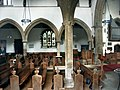 Interior of St John the Baptist, St Michael and All Angels, Stanground - geograph.org.uk - 598938.jpg