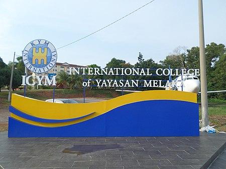 Kolej Yayasan Melaka