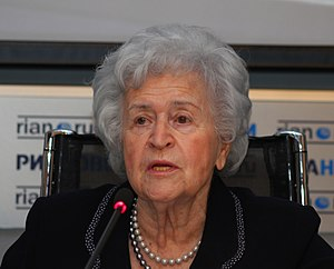 Irina Antonova - Irina Antonova in 2011