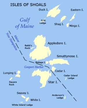 Isles of Shoals - Isles of Shoals