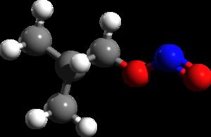 Isobutyl nitrite - Image: Isobutyl nitrite 3d structure