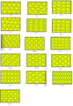 Isohedral square tilings.png