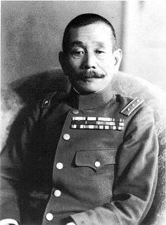 Iwane Matsui Japanese general